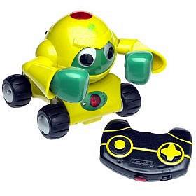 Rumble Robot Me-Fisto